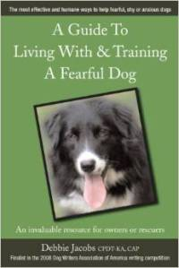 Debbie Jacobs Fearful dog book