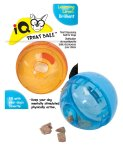 IQ Ball available at Amazon (don't forget Amazon Smile) is a great beginner puzzle toy!