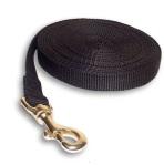 nylon long leash
